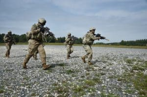4 חיילים בקרב