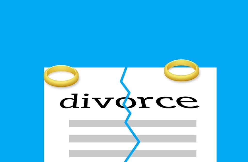 טופס גירושין
